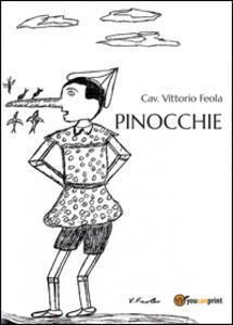 Pinocchie - Vittorio Feola - copertina