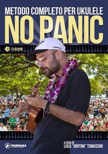 Ebook No panic. Metodo completo per ukulele Tomassini, Luca