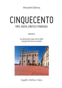 Cinquecento - Alessandro Cabianca - copertina