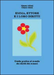 Emma, Ettore e i loro diritti - Chiara Mussi - copertina