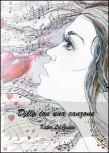 Dillo con una canzone - Katia Lo Cascio - copertina