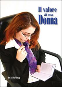 Il valore di una donna - Ina Boling - copertina