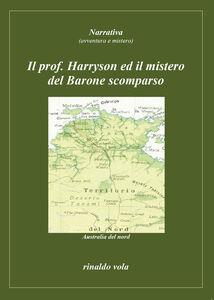 Il prof. Harryson ed il mistero del Barone scomparso