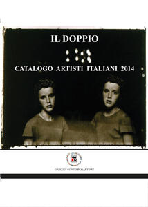 Il doppio. Catalogo artisti italiani 2014 - copertina
