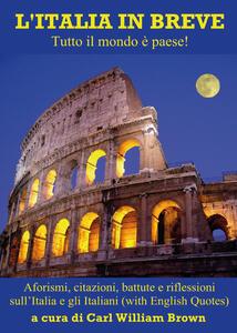 L' Italia in breve
