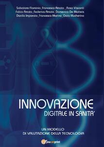 Innovazione digitale in sanità - Salvatore Flaminio - copertina