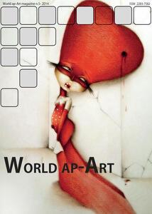World ap-Art (2014). Vol. 5 - Silvia Cataudella - copertina