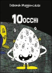 10 occhi - Deborah Maggioncalda - copertina