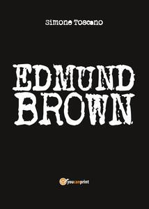 Edmund Brown - Simone Toscano - copertina