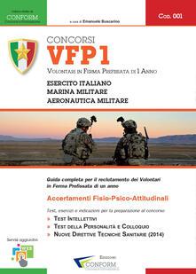Capturtokyoedition.it Concorsi VFP1. Volontari in ferma prefissata di un anno. Esercito Italiano, Marina Militare e Aeronautica Militare Image