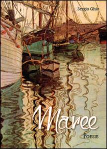 Maree - Sergio Ghio - copertina