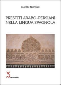 Prestiti arabo-persiani nella lingua spagnola