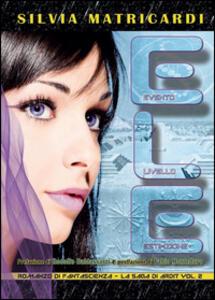 ELE. Evento livello estinzione - Silvia Matricardi - copertina