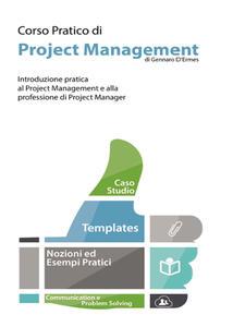 Corso pratico di project management - Gennaro D'Ermes - copertina