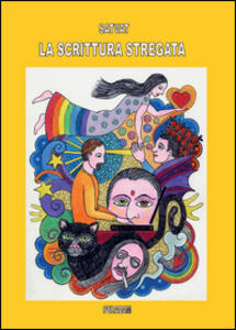 La scrittura stregata - Satvat - copertina
