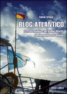 Blog Atlantico - Fulvio Croce - copertina