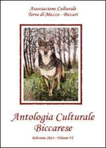 Antologia culturale biccarese 2014 - copertina