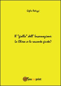 Il giallo dell'incarnazione