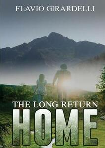 The long return home - Flavio Girardelli - copertina