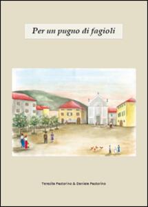 Per un pugno di fagioli - Daniele Pastorino - copertina
