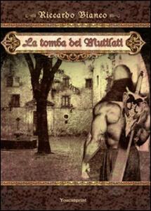 La tomba dei mutilati - Riccardo Bianco - copertina