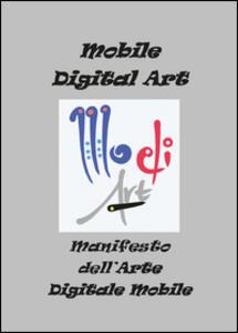 Manifesto dell'arte digitale mobile - Fabrizio Trainito - copertina