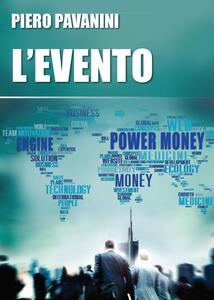 L' evento - Piero Pavanini - copertina
