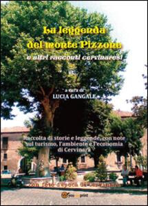 La leggenda del monte Pizzone - Lucia Gangale - copertina