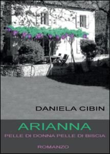 Arianna - Daniela Cibin - copertina