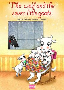 Thewolf and the seven little goats