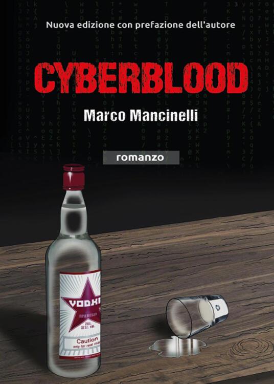 Cyberblood - Marco Mancinelli - copertina