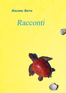 Racconti - Giacomo Barra - copertina