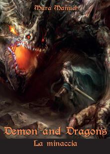 Promoartpalermo.it La minaccia. Demon and dragons Image