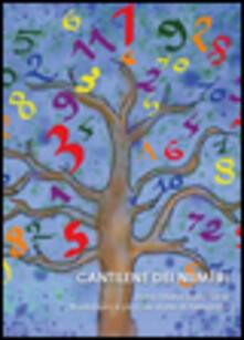 Radiospeed.it Cantilene dei numeri. Ediz. illustrata Image