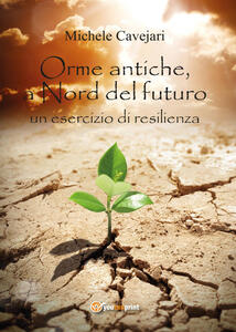 Orme antiche, a nord del futuro - Michele Cavejari - copertina