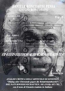 Analisi critica dellarticolo di Einstein.pdf