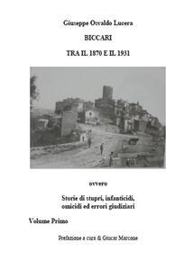 Biccari tra il 1870 e il 1931. Vol. 1
