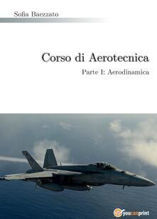 Radiospeed.it Corso di aerotecnica. Vol. 1: Aerodinamica. Image