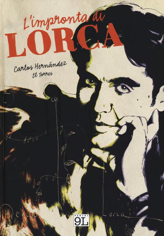 L' impronta di Lorca - Carlos Hernández,El Torres - copertina