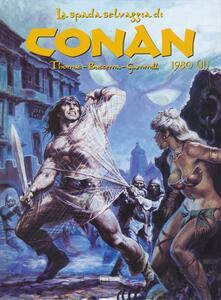 La spada selvaggia di Conan (1980). Vol. 2
