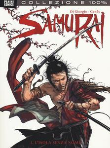 L' isola senza nome. Samurai. Vol. 3