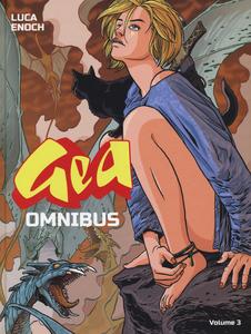 Libro Gea omnibus. Vol. 3 Luca Enoch