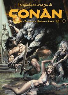 Listadelpopolo.it La spada selvaggia di Conan (1981). Vol. 1 Image