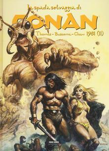 Ipabsantonioabatetrino.it La spada selvaggia di Conan (1981). Vol. 2 Image