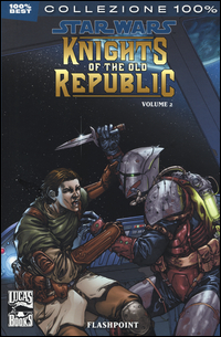 Flashpoint. Star Wars: Knights of the old republic. Vol. 2