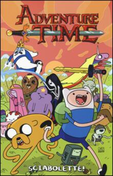 Premioquesti.it Adventure time. Sciabolettte!. Vol. 2 Image