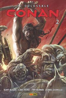Festivalpatudocanario.es Il colossale Conan. Vol. 2 Image