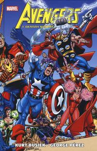 Giustizia suprema. Avengers. Vol. 1 - Busiek Kurt Pérez George Pacheco Carlos - wuz.it