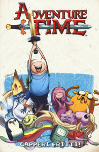 Adventure time. Capperi fritti!. Vol. 3