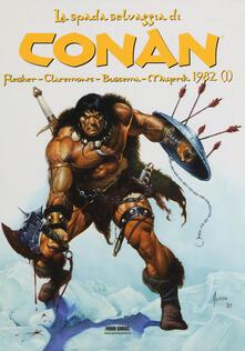 Tegliowinterrun.it La spada selvaggia di Conan (1982). Vol. 1 Image